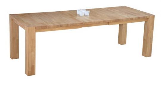 Esstisch Eiche Küchentisch Eiche geölt Tisch 230x90 - (3786)