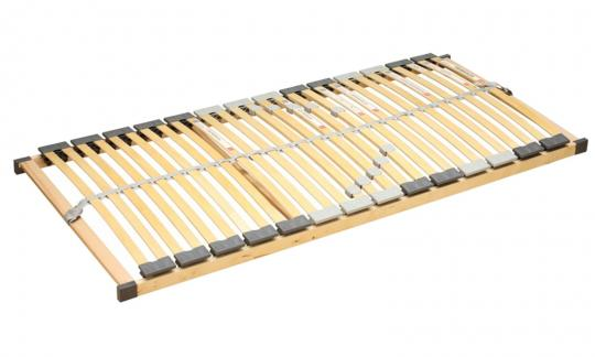 Lattenrost 100x200cm für Taschenfederkern-, Federkern - und Latexmatratzen - (3398)