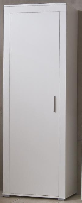 Dielenschrank Flurschrank Weiss Garderobenschrank In Weiss 2484